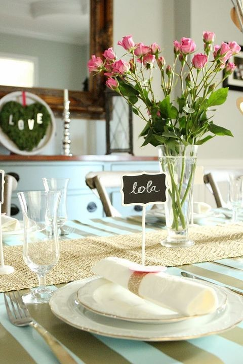 54 Chic Valentine's Day Table Settings