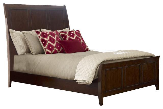 Phenomenal Emma Mason Signature Sandra Solid Wood Caris Queen Sleigh Bed In Amaretto Bralicious Painted Fabric Chair Ideas Braliciousco