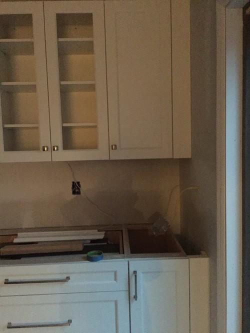 4 1/4 inch cabinet filler