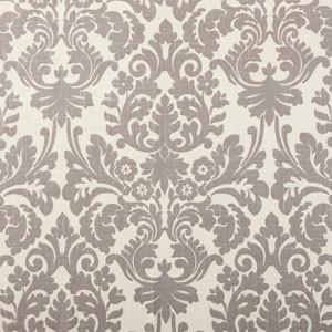 Designer Roman Shades Plain Fold, 42wx36h, Essence Smoke.
