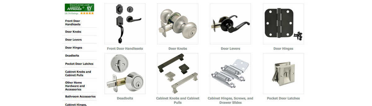 Cosmas Cabinet Knobs And Pulls