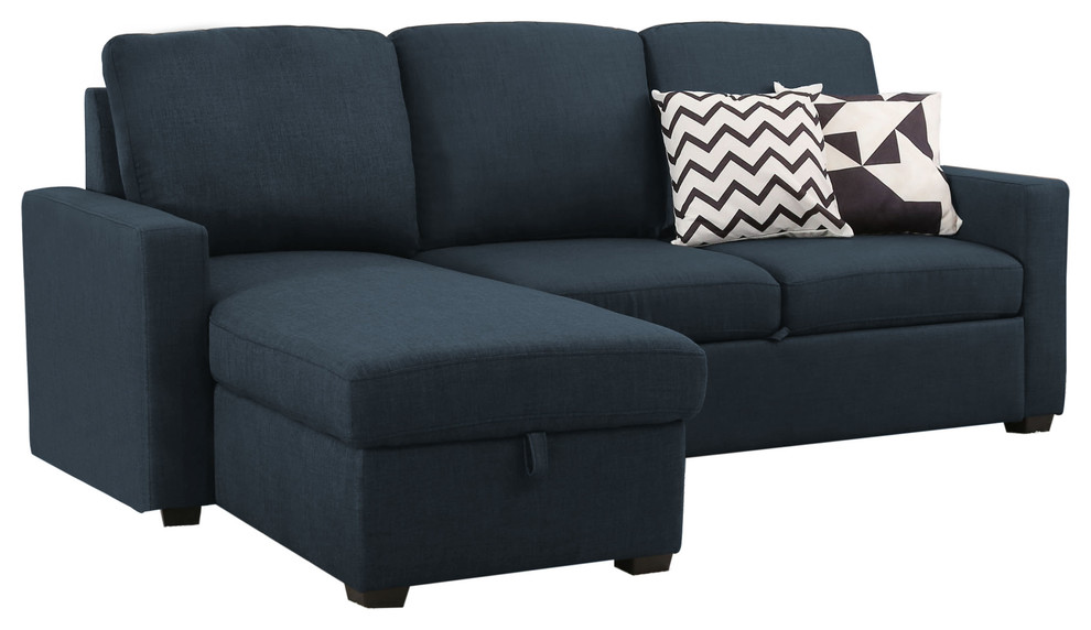Thompson Storage Sofa Bed Sectional