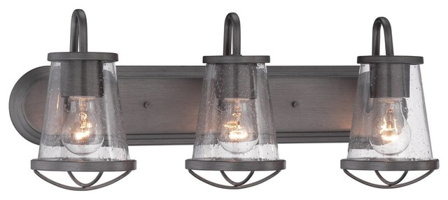 Designers Fountain Darby Bathroom Lighting Fixture