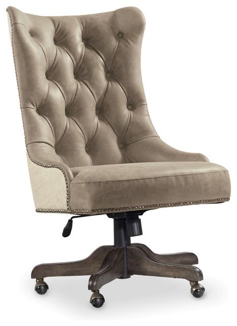Vintage West Executive Desk Chair.