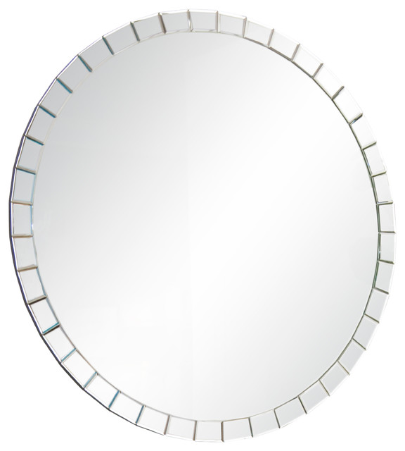 Raynelle Round Wall Mirror.
