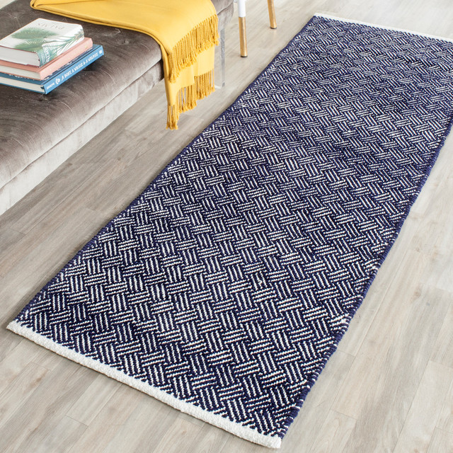 Safavieh Ashling Flatweave Rug Contemporary Hall And
