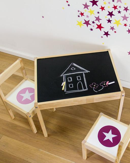 Ikea Kindertisch ikea lätt kindertisch tafelfolie ikea table chalkboard