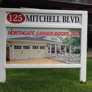 Northgate Garage Doors Inc.   San Rafael, CA, US 94903