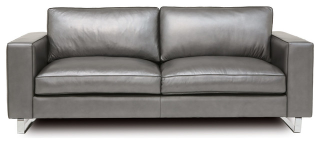 Soho Handmade Leather Sofa