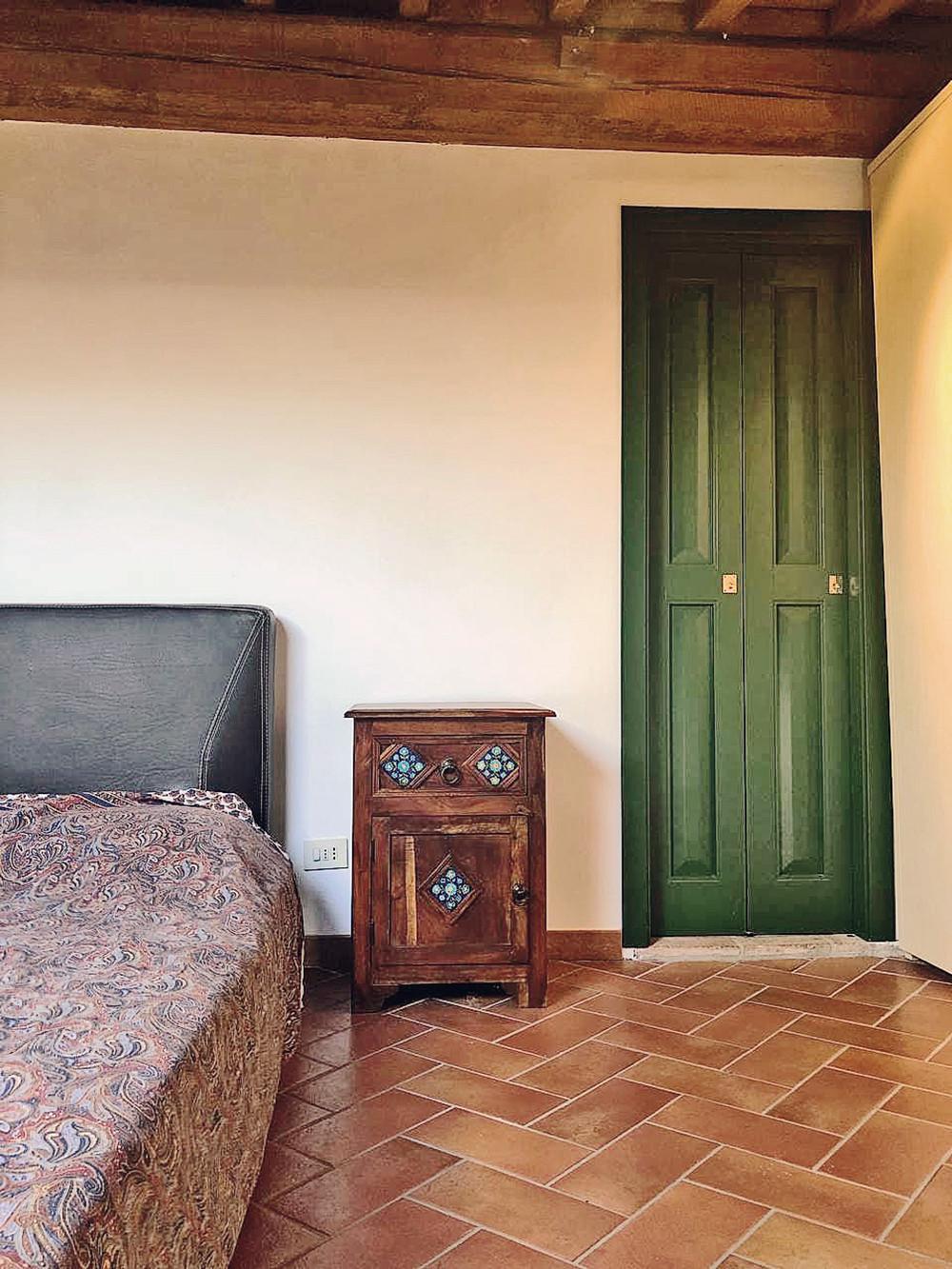 Квартира в Тоскане Tabaccaia