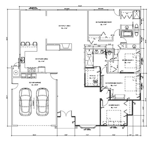Foyer Layout Guide : Need help with entryway foyer layout