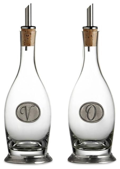 Arte Italica Tavola Oil And Vinegar Set.