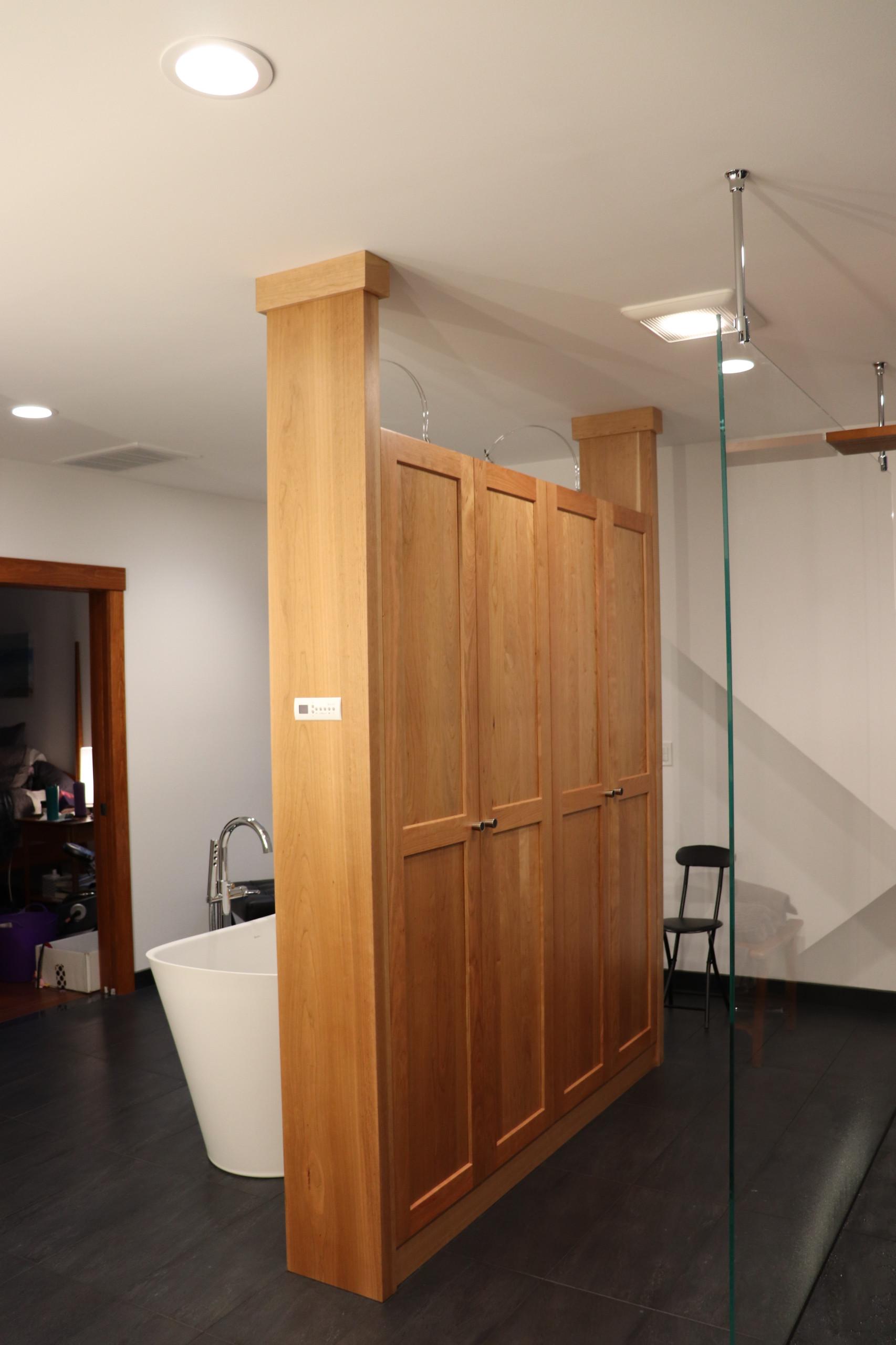 New Castle Custom Bathroom Design