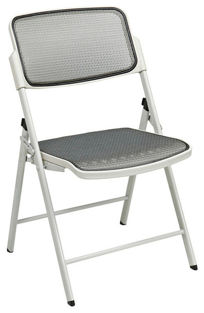 Pro Line II Folding Deluxe Folding Chair Seat And Back (Set Of 2)    Contemporary   Folding Chairs And Stools   By Beyond Stores