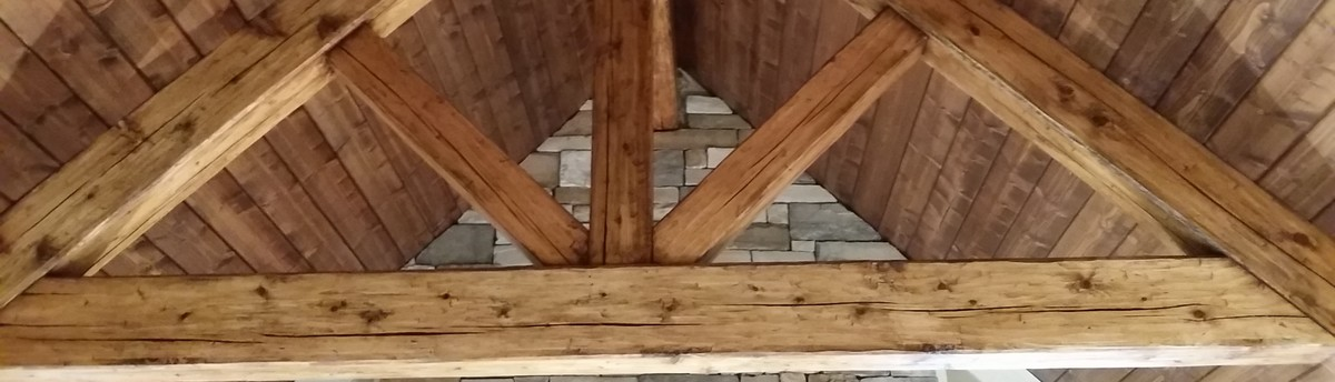 Faux Alder Timber Trusses And Beams