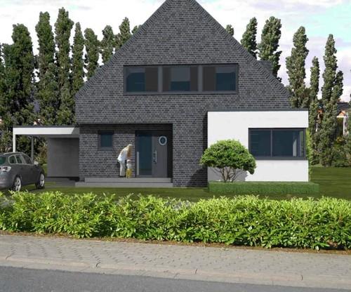 welches farbe f r das pflaster wenn das haus grau lila verklickert ist. Black Bedroom Furniture Sets. Home Design Ideas