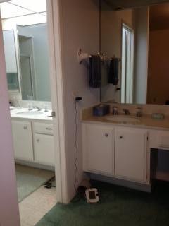 "Vanity Outside Bathroom need help remodeling condo master bath with ""outside"" vanity"