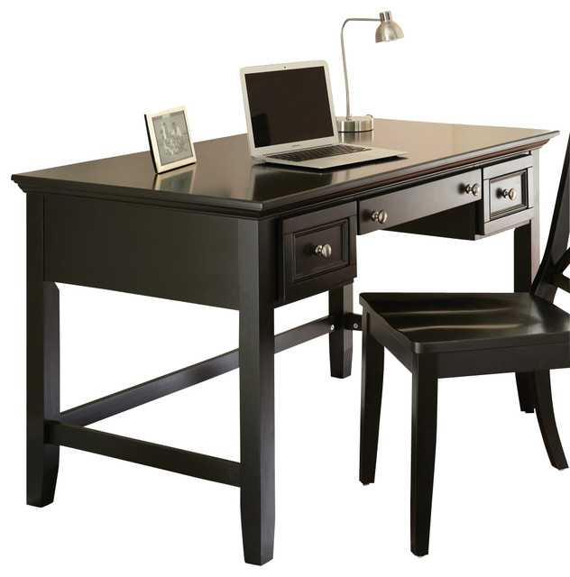 Steve Silver Oslo Writing Desk With Chair Traditional