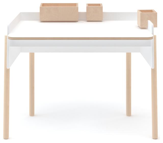 Scandinavian Desks brooklyn desk - scandinavian - kids desks and desk sets -oeuf