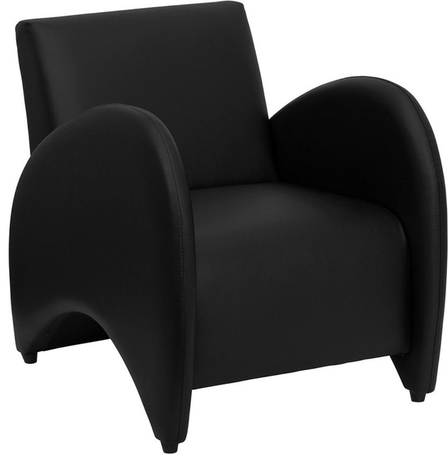hercules patrician series leather reception chair contemporary