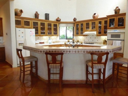 Complete Kitchen Remodel. Buying This 1990u0027s Home In Cabo San Lucas