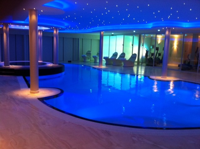 House at gleneagles scotland - Hotels with swimming pools in scotland ...