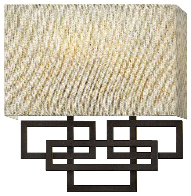 Lanza Contemporary Wall Light