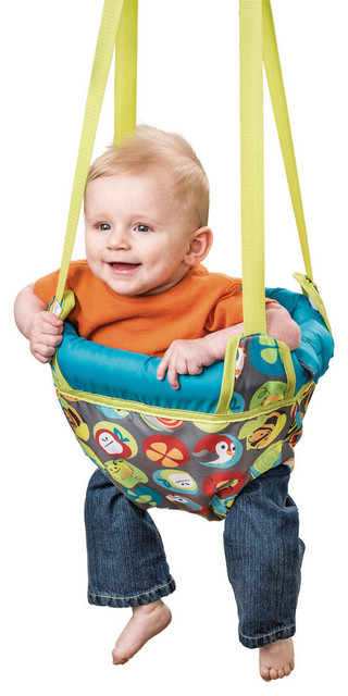 ef7270d8ce26 Evenflo Juvenile Products Exersaucer Doorway Jumper - Modern - Baby ...
