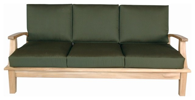 Brianna Deep Seating Sofa + Cushion