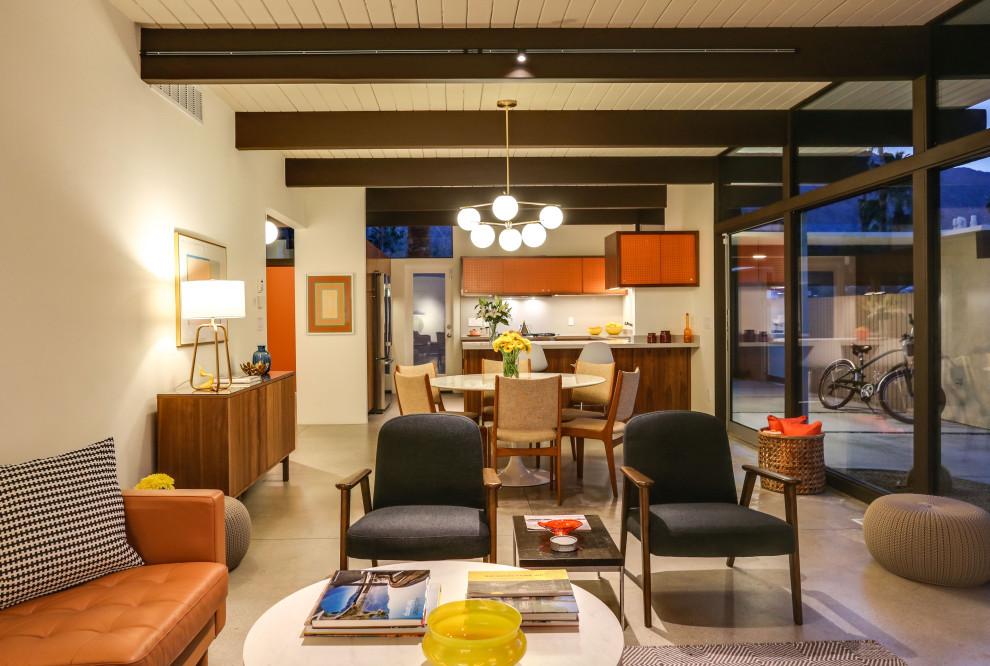 Home design - 1960s home design idea in Other
