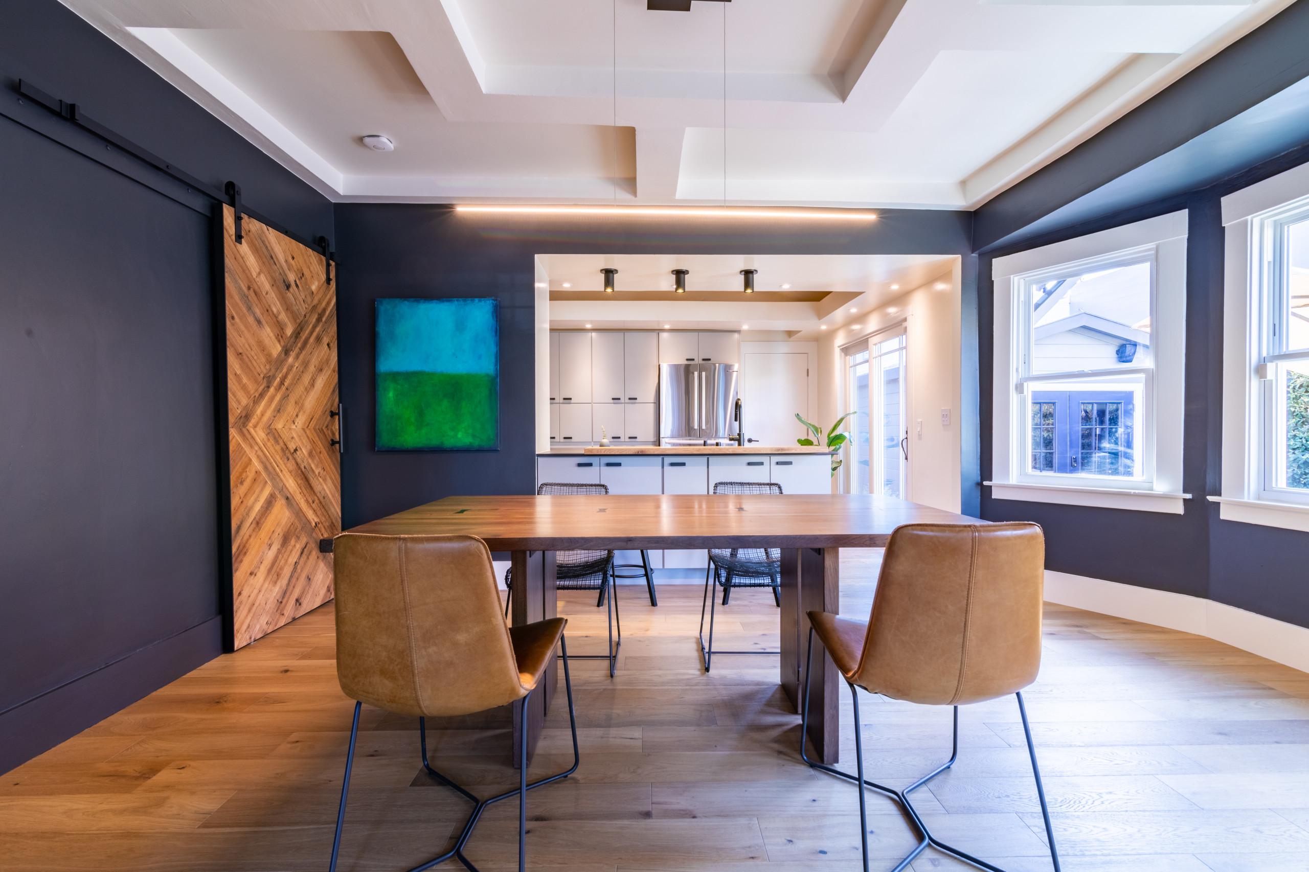 Modern Design Renovation - Oakland