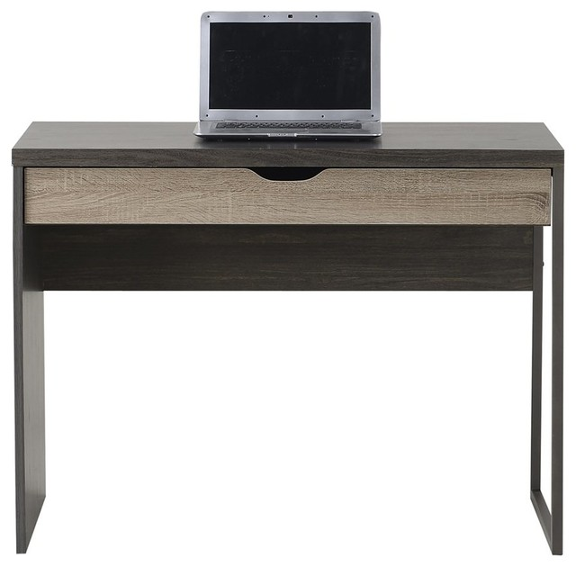 Merveilleux Homestar Writing Desk, Reclaimed Wood Finish   Desks And Hutches   By  HOMESTAR NORTH AMERICA LLC