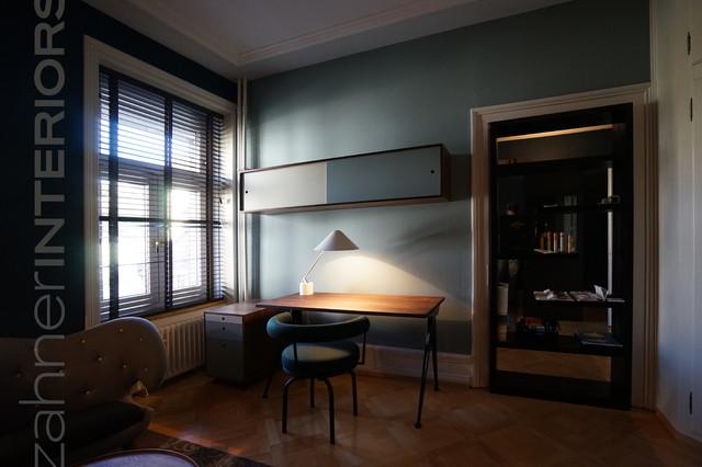 Herrenzimmer z rich altstadt modern sonstige von for Herrenzimmer modern einrichten