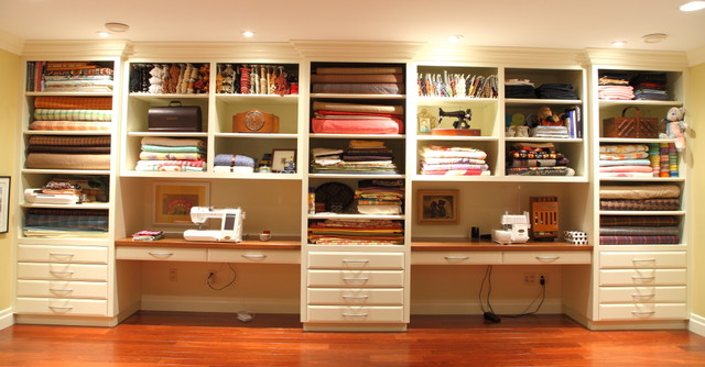 Sewing Room - Traditional - Other - by LP Wood Ltd.