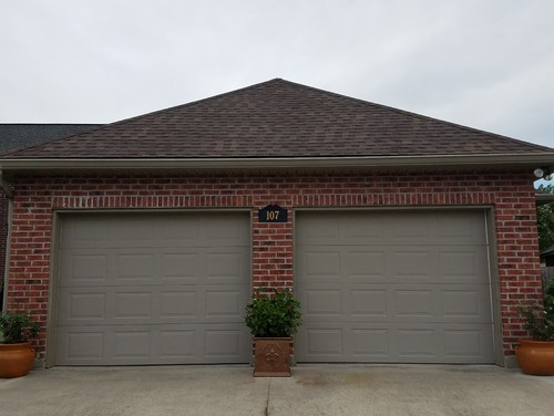 What Color To Paint Garage Door On Brick House O2 Pilates