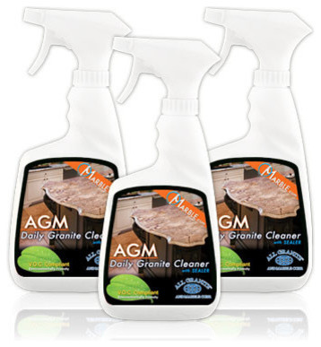 Agm Granite And Marble Countertop Cleaner 3 Pack Daily Ma