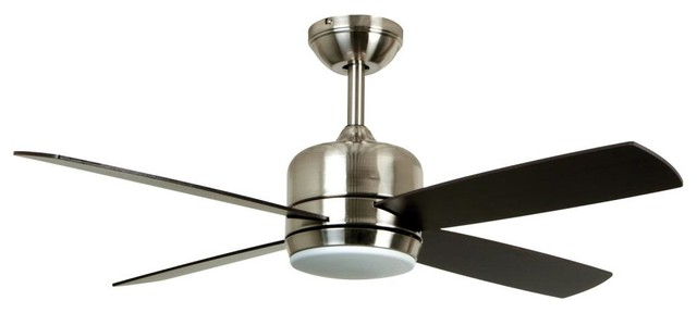 """Craftmade Mn44ss4 44"""" Ceiling Fan With Blades And Light Kit."""