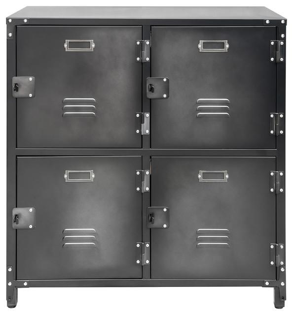 2-Tier Steel Storage Locker.
