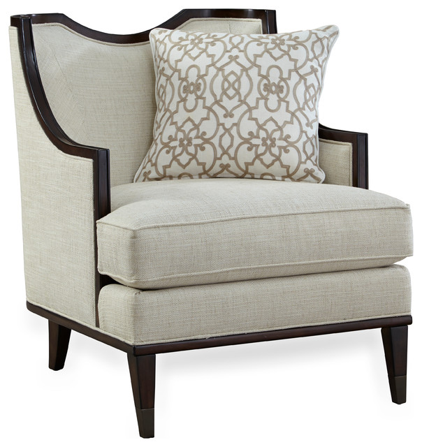 A.R.T. Home Furnishings Harper Ivory Matching Chair