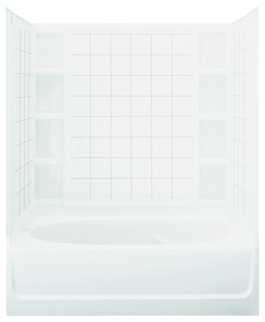 Sterling Ensemble 72 X36 X60 Vikrell Tub Shower