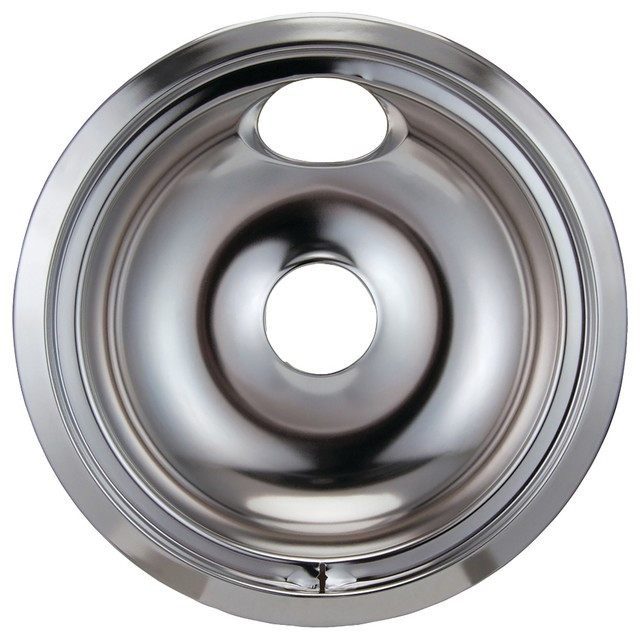 Stanco Metals 60507601 Ge/hotpoint Chrome Drip Pan, 8.