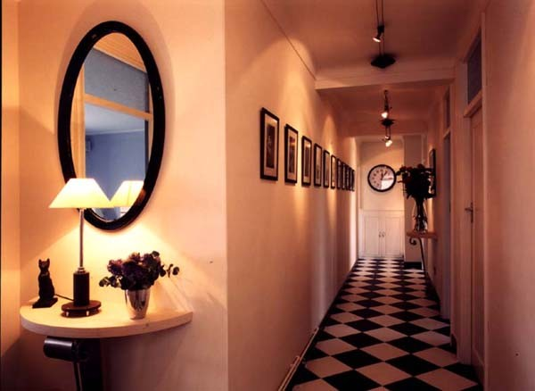 Art deco hallway traditional hall london by for Drawing hall interior decoration