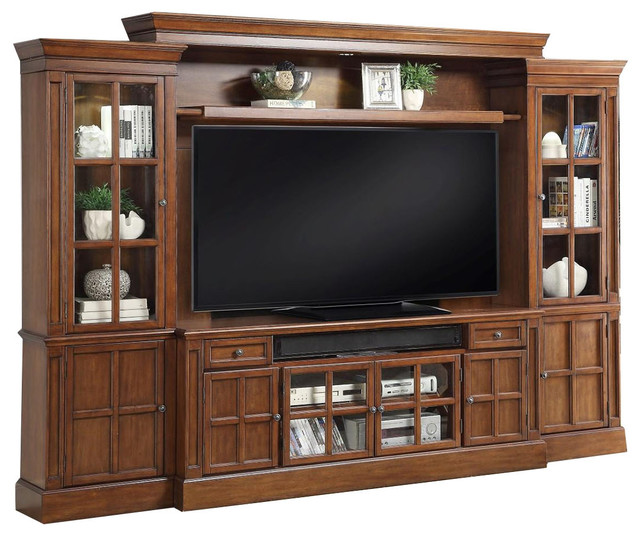 Parker House Entertainment Center Living Roomwall Unit
