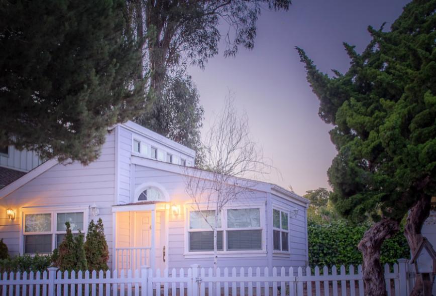 Santa Cruz Custom Cottage