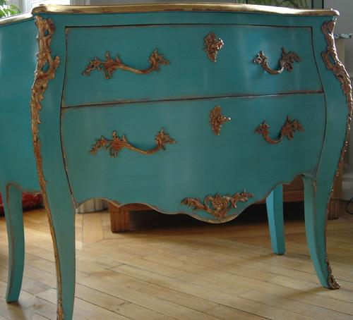 meuble style boule revisit. Black Bedroom Furniture Sets. Home Design Ideas