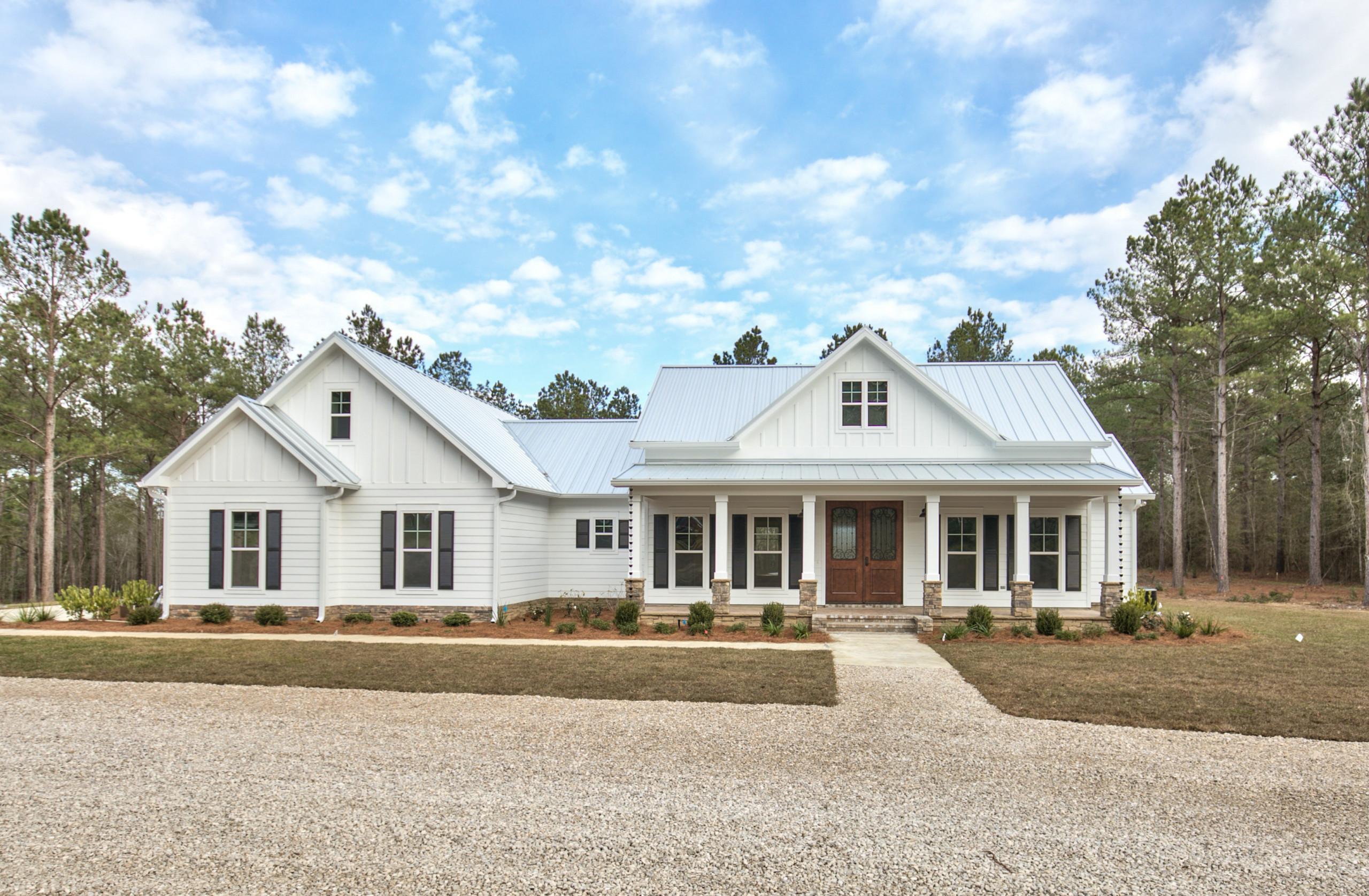 Byler's Farmhouse