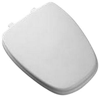 Church Bemis 1240200024 Eljer Emblem Plastic Round Toilet