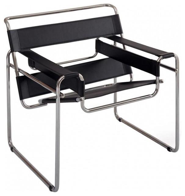 Wassily Marcel Breuer Sessel Minimalistisch Sessel