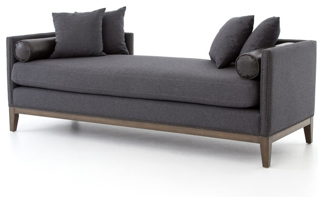 Mella Double Chaise - Grey.