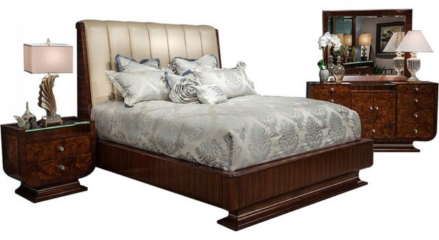 aico cloche channel tufted bourbon bedroom set queen bedroom furniture sets channel tufted furniture